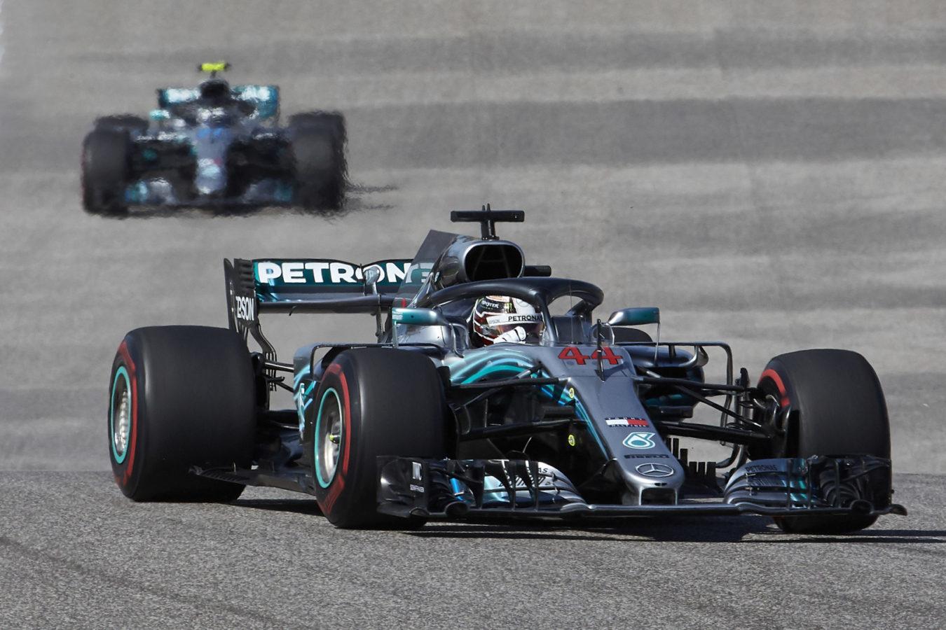Formel 1 Austin 2019