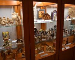 Betlémy v muzeu Lomnice nad Popelkou