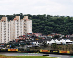 Motor Racing - Formula One World Championship - Brazilian Grand Prix - Practice Day - Sao Paulo, Brazil