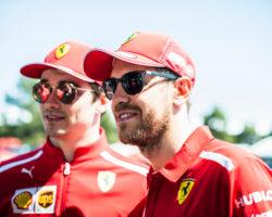 Leclerc-Vettel