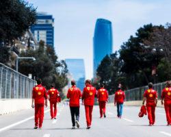 AZERBAIJAN GRAND PRIX –2019