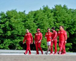 GP UNGHERIA F1/2019 - GIOVEDÌ 01/08/2019