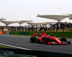 GP CINA F1/2019 - VENERDI' 12/04/2019