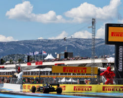 Motor Racing - Formula One World Championship - French Grand Prix - Qualifying Day - Paul Ricard, France