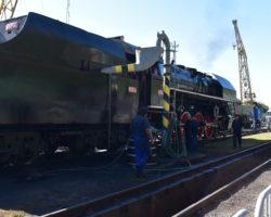 Zbrojení parní lokomotivy