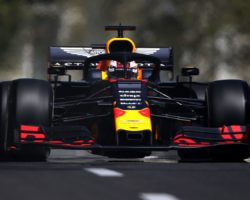 F1 Baku free practice 2019