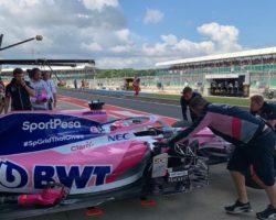 GRAND PRIX British Grand Prix - Practice 1