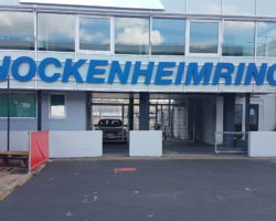 Hockenheimring-vstup