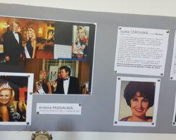 absolventka školy Kristina Frivaldská