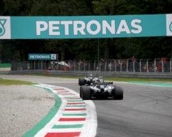 2018 Italian Grand Prix, Saturday - Wolfgang Wilhelm