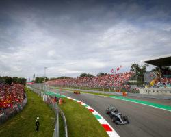 2018 Italian Grand Prix, Sunday - Wolfgang Wilhelm