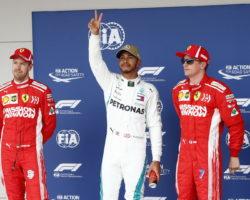 2018 United States Grand Prix, Saturday - Wolfgang Wilhelm
