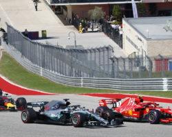 2018 United States Grand Prix, Sunday - Wolfgang Wilhelm