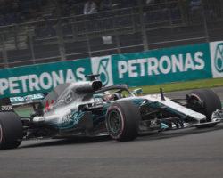 2018 Mexican Grand Prix, Saturday - Steve Etherington