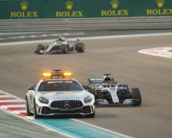 2018 Abu Dhabi Grand Prix, Sunday - Wolfgang Wilhelm