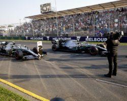 2019 Australian Grand Prix, Saturday - Wolfgang Wilhelm