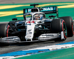 2019 German Grand Prix, Friday - LAT Images