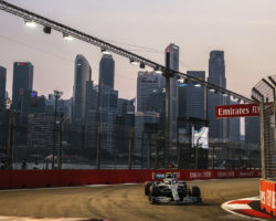 2019 Singapore Grand Prix, Saturday - Wolfgang Wilhelm