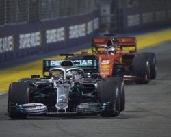 2019 Singapore Grand Prix, Sunday - Steve Etherington
