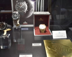 Omega-limited edition Moon Landing 50th Anniversary