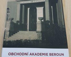 almanach Obchodní akademie v Berouně