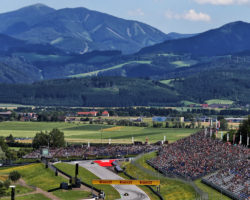 Motor Racing - Formula One World Championship - Austrian Grand Prix - Practice Day - Spielberg, Austria