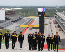 Motor Racing - Formula One World Championship - United States Grand Prix - Preparation Day - Austin, USA