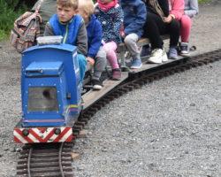 Pražský železniční den - Hostivice