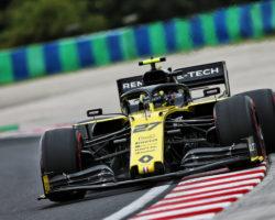 Motor Racing - Formula One World Championship - Hungarian Grand Prix - Practice Day - Budapest, Hungary