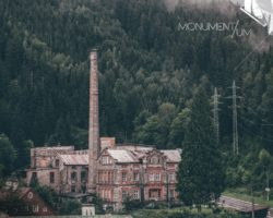 fabrika Temný důl - Foto Pepa Dvořáček