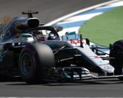 Lewis Hamilton - Německo