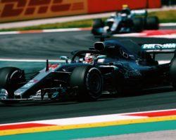 Lewis Hamilton - Spain