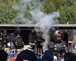 parní-lokomotivy-před-depem