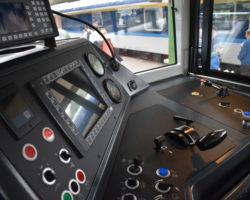 Pražský železniční den- Smíchov - stanoviště lokomotivy