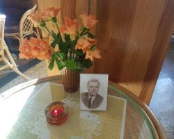 vzpomínka na bývalého ředitele Ing. Ivana Šlemína