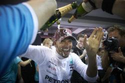 2018 Singapore Grand Prix, Sunday- Steve Etherington
