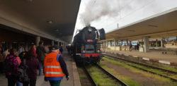 Parním vlakem na Audienci u císaře Karla I.