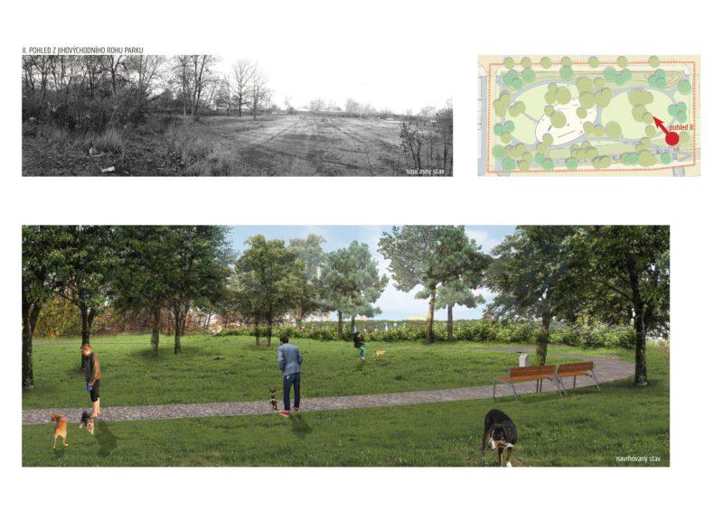 V Karlíně vznikne nový park pro pejskaře